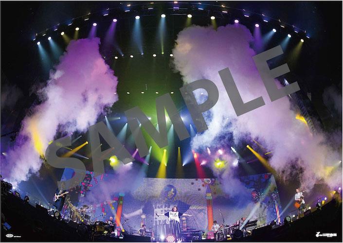 【THELIVE2021】山野楽器_B2ポスター_SAMPLE